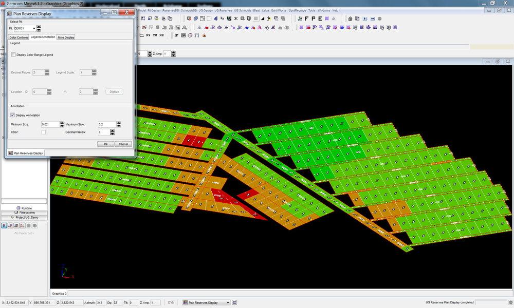 Dassault Systemes GEOVIA Minex 6.5 注册版-地质和矿山规划软件