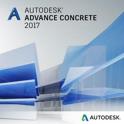 Autodesk Advance Concrete 2017 多语言注册版-混凝土设计和详图设计