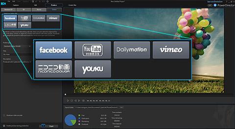 CyberLink PowerDirector Ultimate 15.0.2820.0 多语言中文注册版-威力导演15