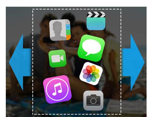 Tipard iPhone Transfer Ultimate 8.2.16 注册版- iPhone数据传输工具