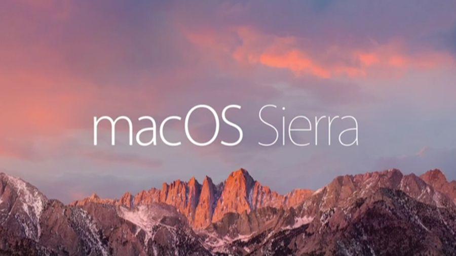 macOS Sierra 10.12 (16A323) Final -苹果发布最新Mac操作系统