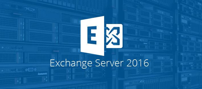 Exchange 2016 CU3及Exchange 2013 CU14更新正式发布