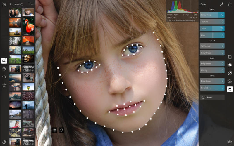 Polarr Photo Editor 3.0 MacOSX 多语言注册版- Mac修图软件