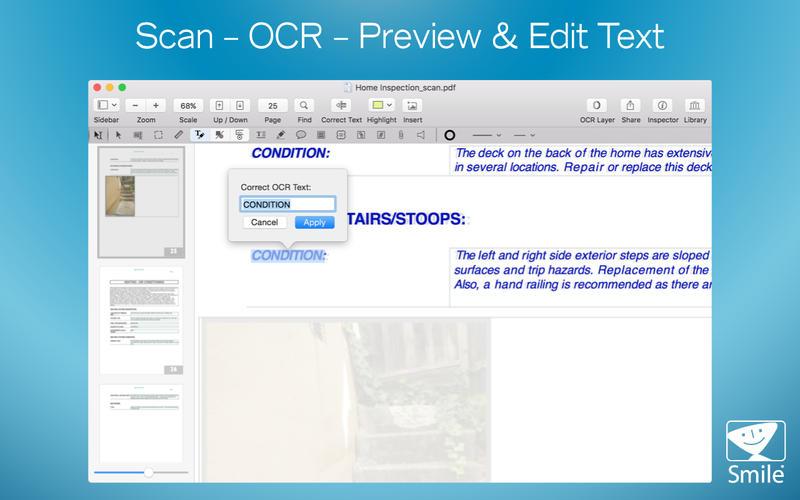 PDFpenPro 8.1 MacOSX 多语言注册版- PDF编辑工具