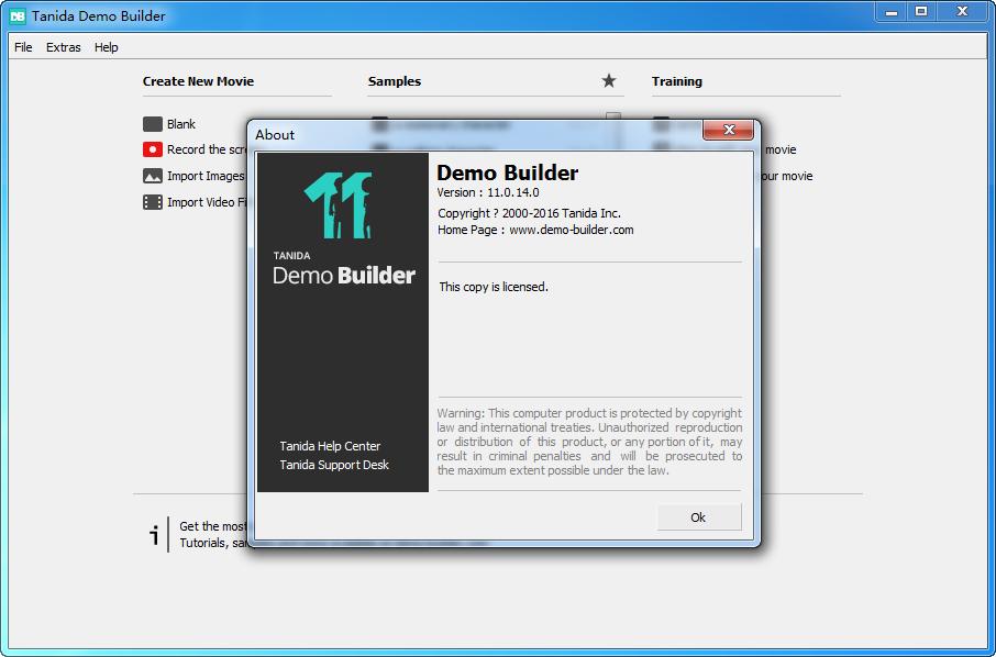 Tanida Demo Builder 11.0.15.0 注册版 - 交互式屏幕录制工具