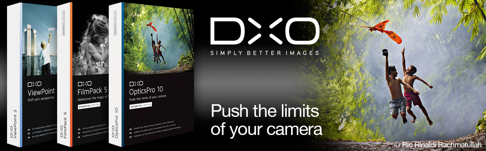 DxO Photo Software Suite 09.2016 Win/MacOSX 多语言注册版