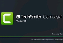 Camtasia Studio v2019.0.8 Build 17484/9.1.2 Build 3011 官网正式版附汉化补丁-屏幕录制工具-联合优网
