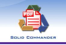 Solid Commander 9.1.7212.1984 多语言中文注册版附解锁码-PDF格式自动转换软件-联合优网