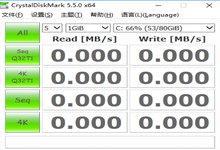 CrystalDiskMark v5.5.0 + Portable 多语言中文正式版-硬盘检测工具-联合优网