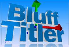 BluffTitler Ultimate v14.1.0.8 多语言中文注册版-3D字幕制作编辑-联合优网
