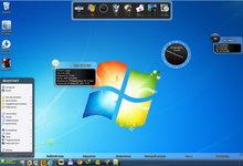 Winstep Nexus v17.2 Xtreme+Ultimate 多语言中文注册版-专业桌面Dock软件-联合优网