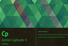Adobe Captivate 9.0.2.1 x86/x64 Win/Mac 多语言中文注册版-联合优网