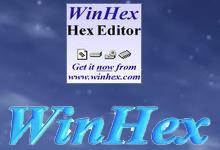 WinHex v19.6 SR-6/19.7 X86 多语言中文版-16进制编辑器-联合优网