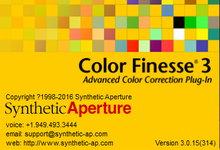 Color Finesse v3.0.15 CE 一键安装破解注册版-AE/PR高级调色插件-联合优网