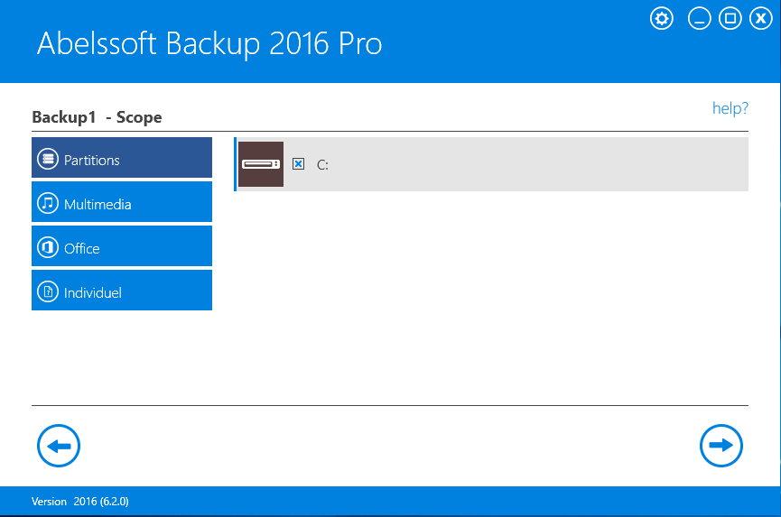 Abelssoft Backup 2016 6.2.0 Retail 注册版-文件备份软件