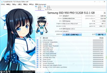 CrystalDiskInfo v8.2.1 Final x86/x64 绿色免安装便携版-硬盘健康检测-联合优网