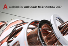 Autodesk AutoCAD Mechanical 2017 SP1 注册版附注册机-机械设计软件-联合优网