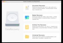 Cisdem DataRecovery 3.7.0 MacOSX 注册版-Mac数据恢复-国产吧