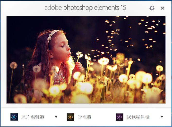 Adobe Photoshop Elements 15.0 Win x64/Mac 多语言中文注册版-图像编辑