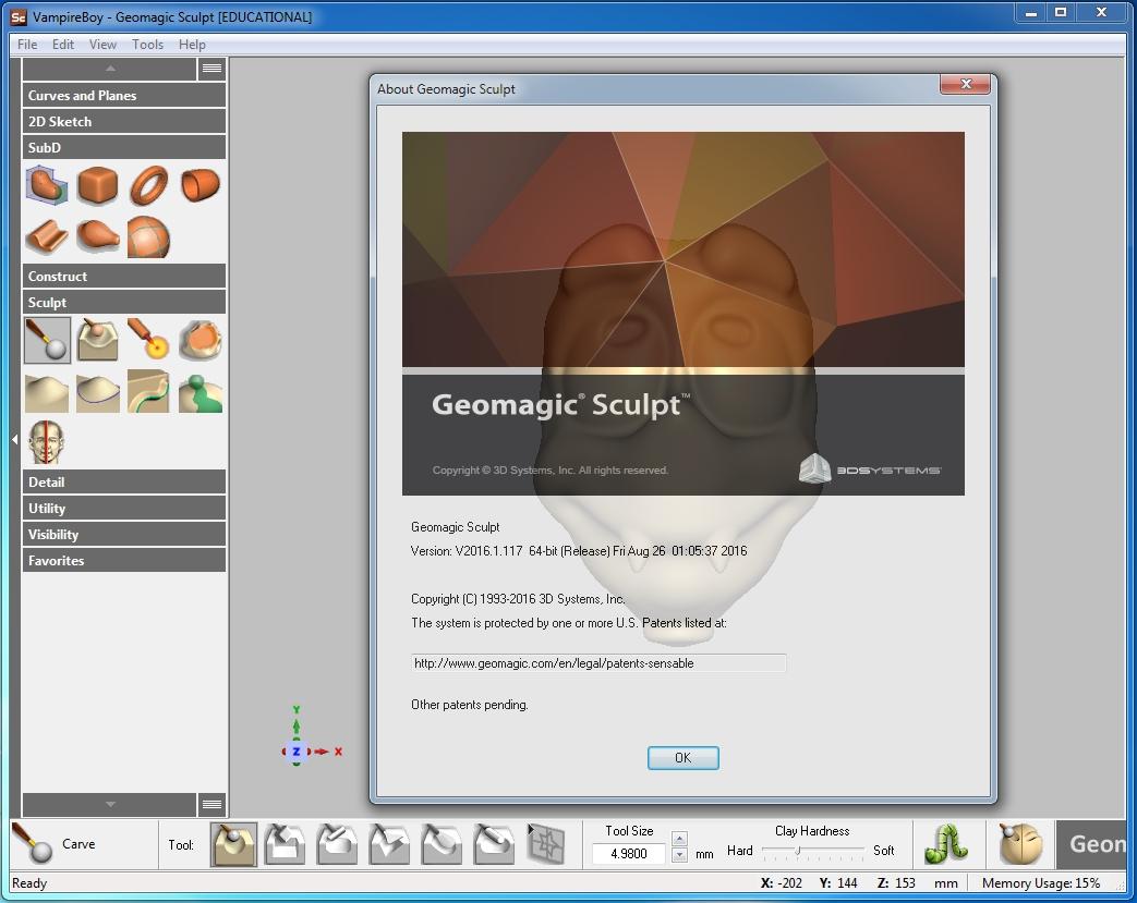 Geomagic Sculpt 2016.1 注册版 - 触觉式三维设计