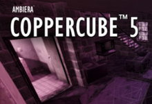 Ambiera CopperCube 5.5 Professional 多语言中文注册版-交互式3D场景创建-亚洲在线