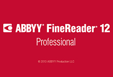 ABBYY FineReader 12.0.101.496 Professional+Corporate Edition Final 多语言中文版-OCR识别软件-联合优网