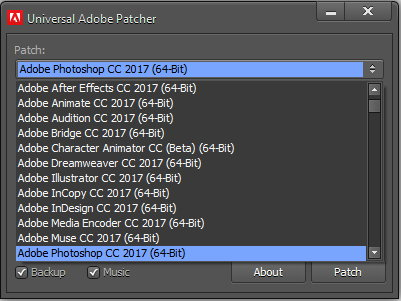 Universal Adobe Patcher 2.0 正式版最新版-Adobe通用破解激活工具