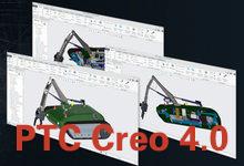 PTC Creo v4.0 M120 多语言中文注册版-2D&3D设计软件-联合优网