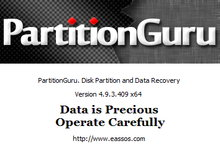 PartitionGuru Professional v4.9.5.508 x86/x64 中文专业版汉化完整注册版与绿色免安装版-联合优网