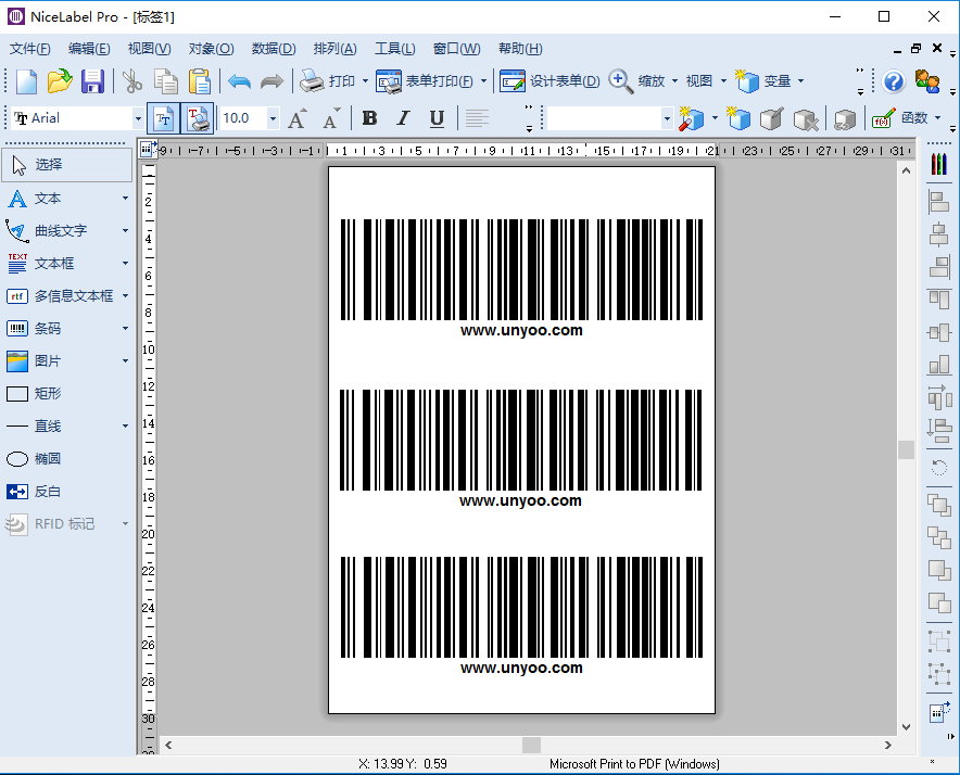 NiceLabel Pro 6.5 Build 12500 多语言中文注册版-标签设计打印工具