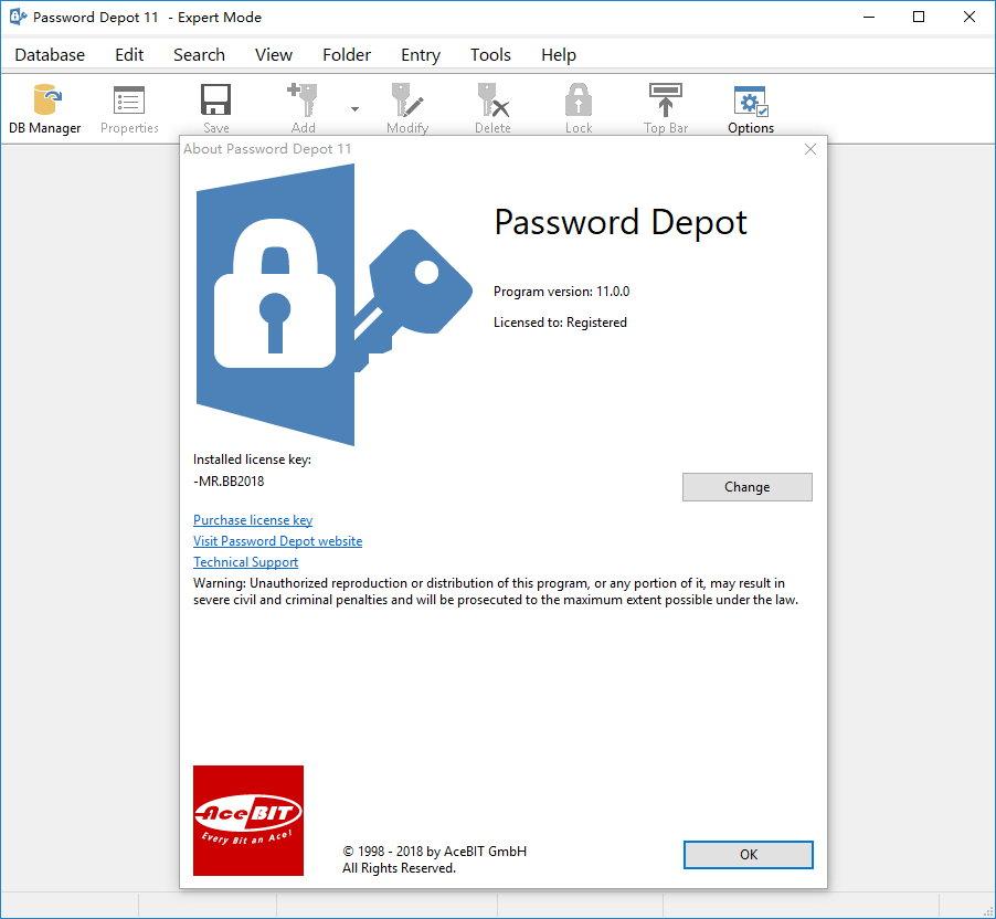 Password Depot v14.0.3 注册版-功能强大的密码管理器