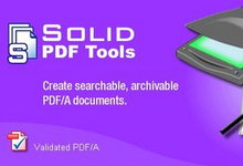 Solid PDF Tools v9.2.8186.2652 多语言中文注册版附解锁码-联合优网
