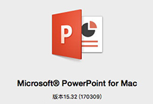 Microsoft PowerPoint 2016 for Mac 15.34 VL多语言中文企业授权版-联合优网