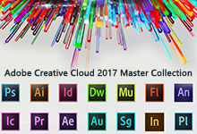 Adobe Creative Cloud‎ 2017 Master Collection Updated Feb 2017-联合优网