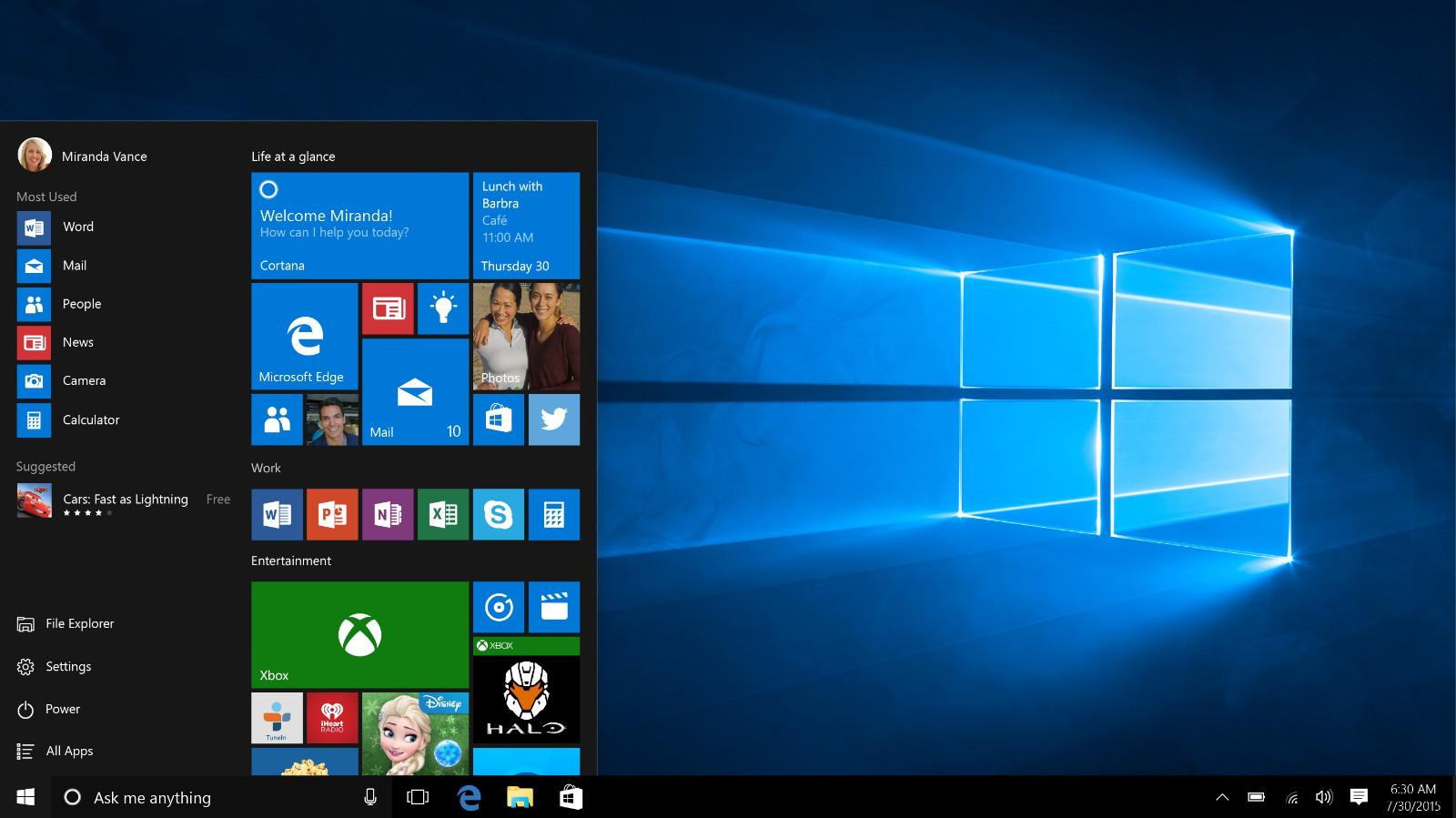 微软官方更新免费Windows 10虚拟机镜像201702版本附下载