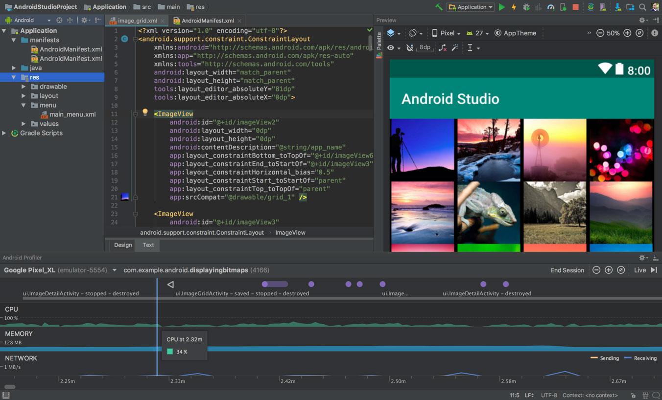 Android Studio v3.3 Win/Mac 正式版发布附下载