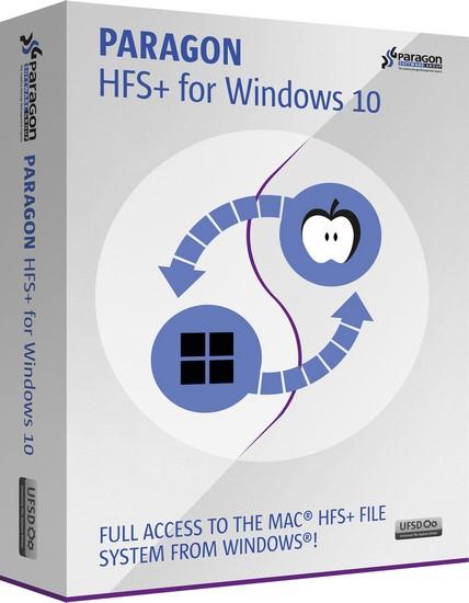 Paragon HFS+ for Windows v11.3.158 多语言中文注册版