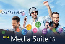 CyberLink Media Suite 15 Ultra v15.0.0512.0 多语言中文注册版附注册机-威力百科15-联合优网