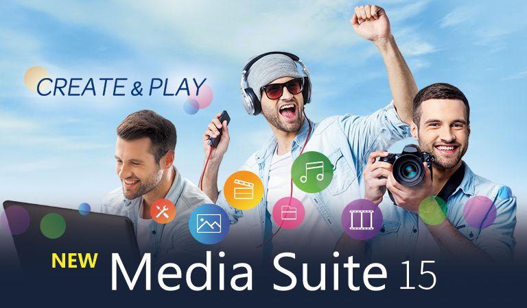 CyberLink Media Suite 15 Ultra 15.0.0512.0 多语言中文注册版附注册机-威力百科15