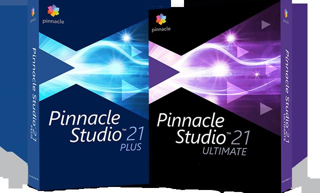 Pinnacle Studio Ultimate v21.2.0 x86/x64注册版-品尼高视频编辑