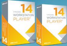VMware Workstation Player 14.0.0 Build 6661328 多语言中文正式注册版-联合优网