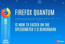 Mozilla Firefox 57 正式更名为Firefox Quantum,速度提升2倍-联合优网