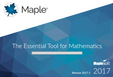 Maplesoft Maple 2017.3 Update x86/x64 多语言中文注册版-商用数学系统-联合优网