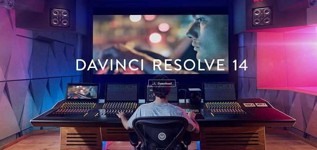 DaVinci Resolve Studio v14.0.1 Win/Mac 多语言中文正式注册版