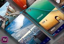 Adobe XD CC v27.0.12 for Win 正式注册版-全新UX设计工具-【四虎】影院在线视频