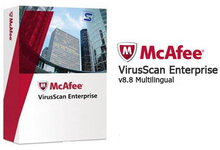 McAfee VirusScan Enterprise v8.8.0.2024 Patch 12 多语言中文注册版-McAfee防毒软件-联合优网