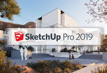 SketchUp Pro 2019 v19.3.253 x64 多语言注册版-草图大师-联合优网
