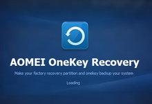 AOMEI OneKey Recovery Professional Edition v1.6.1 注册版-系统备份还原-联合优网