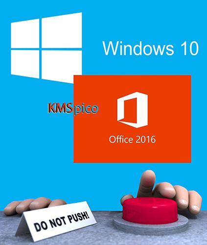 KMSpico v10.2.0正式版-Win10/Office2016激活神器-支持Win10 RS4