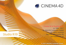 CINEMA 4D Studio R19.068 Win/Mac 中英文注册版-C4D R19三维软件-联合优网
